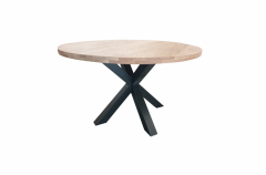 Dutch Oak Steel Rond